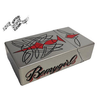 ヒステリックグラマー(HYSTERIC GLAMOUR)のBEMYGIRL CLOTHING タバコケース(6/1までお取り置き中)(タバコグッズ)