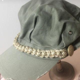 スライ(SLY)のスライ SLY キャップ キャスケット 帽子 これからの季節に♪(キャスケット)