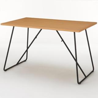ムジルシリョウヒン(MUJI (無印良品))のma様専用  無印良品 折りたたみテーブル 幅120センチ(ダイニングテーブル)