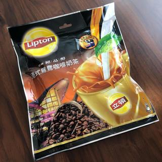 ユニリーバ(Unilever)の台湾ユニリーバ リプトン コーヒーミルクティー 1パック(茶)
