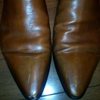キャサリンハムネット(KATHARINE HAMNETT)ののりだーさん専用、キャサリンハムネット 日本製ブーツ(ブーツ)