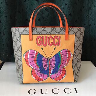グッチ(Gucci)のGUCCI キッズ 新作   バタフライトート 新品未使用(トートバッグ)