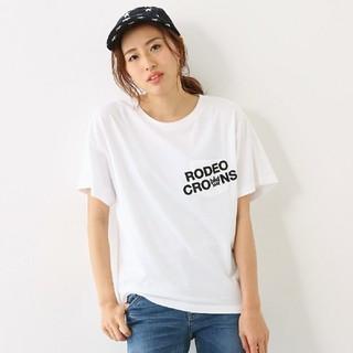 ロデオクラウンズワイドボウル(RODEO CROWNS WIDE BOWL)のゆらゆらママさま分(Tシャツ(半袖/袖なし))