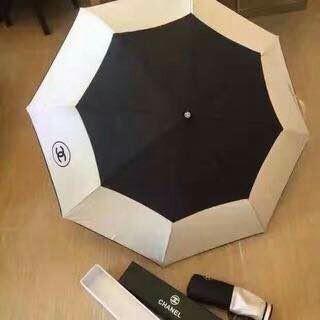 シャネル(CHANEL)の送料無料☆シャネル CHANEL 折りたたみ傘(傘)