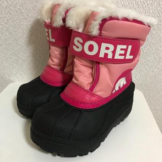 ソレル(SOREL)の【新品】SOREL スノーブーツ(ブーツ)