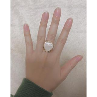 ハートのリング(リング(指輪))
