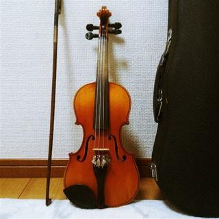 【証明ラベル有】鈴木バイオリン 1/10 スズキ 1979年製 suzuki(ヴァイオリン)