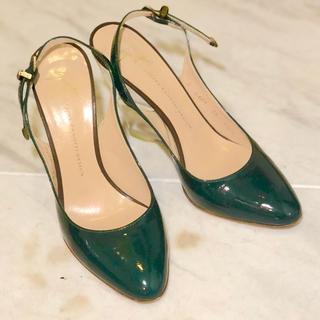 ジュゼッペザノッティ(GIUZEPPE ZANOTTI)のジュゼッペザノッティー ウェッジソール靴35(ハイヒール/パンプス)