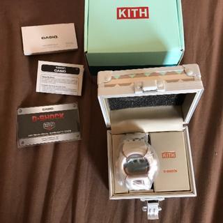 カシオ(CASIO)の新品未開封 KITH EEA 6900 Gshock(腕時計(デジタル))
