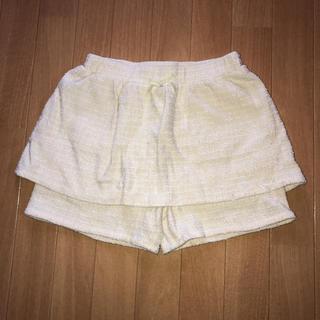 ジーユー(GU)のキュロットスカート(スカート)