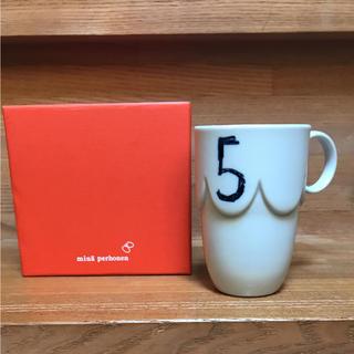 ミナペルホネン(mina perhonen)のミナペルホネンmina perhonen 京都店5周年記念カップ(グラス/カップ)
