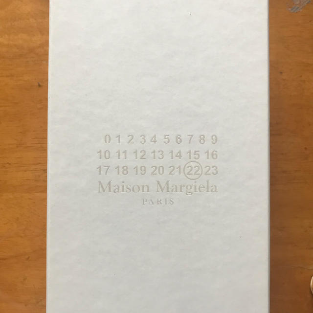 Maison Martin Margiela(マルタンマルジェラ)のマルジェラタビバレエ38  レディースの靴/シューズ(バレエシューズ)の商品写真