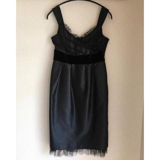 アクアガール(aquagirl)のアクアガール ブラックワンピース(その他ドレス)