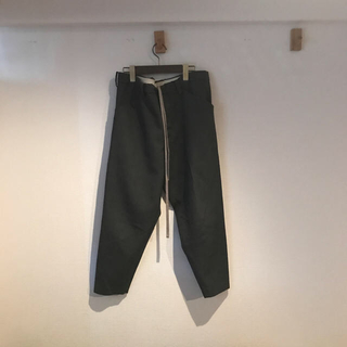 サンシー(SUNSEA)のSUNSEA 16aw OSMO WOOL PANTS size1 (スラックス)