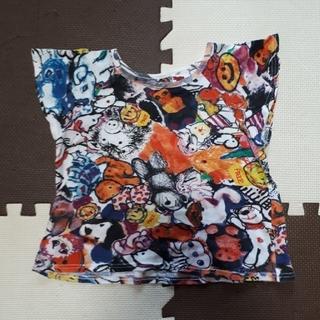 バハスマイル(BAJA SMILE)の半袖 110 (Tシャツ/カットソー)