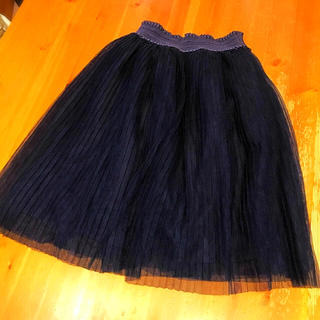 ジーユー(GU)のりゅりゅ様専用   GU120☆チュールスカート(スカート)
