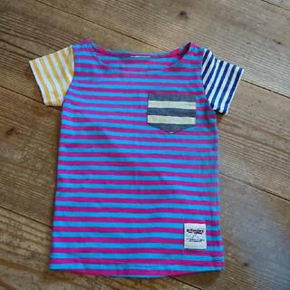 パタゴニア(patagonia)のイエローフェイス☆Tシャツ(Tシャツ/カットソー)