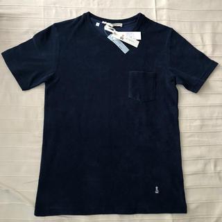 ギローバー(GUY ROVER)の新品未使用 GUY ROVER パイル地クルーネックシャツ S(シャツ)