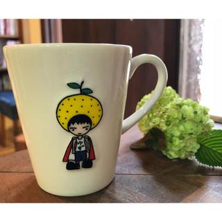 YUZU・ゆず・柚子マン  マグカップ(ミュージシャン)