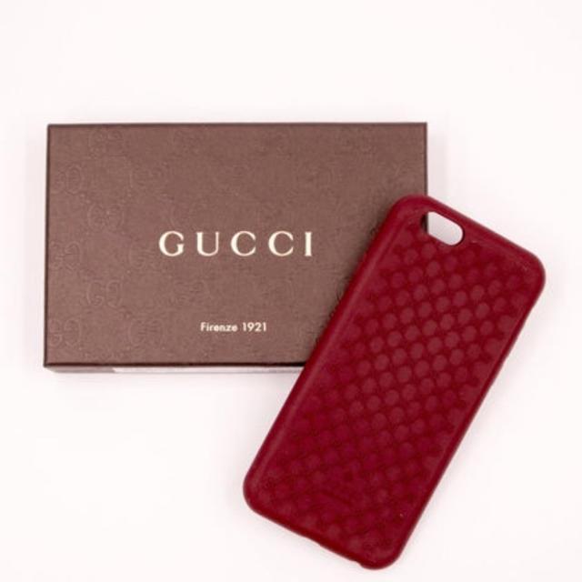 Gucci - GUCCI シリコン iphone6plus ケースの通販 by risazaemondesu's shop|グッチならラクマ