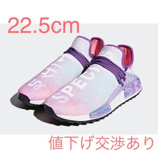 アディダス(adidas)のHuman race holi pack 22.5 us 4.5 (スニーカー)
