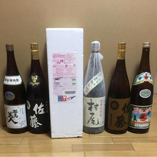 焼酎 森伊蔵、村尾ほか6本セット(焼酎)