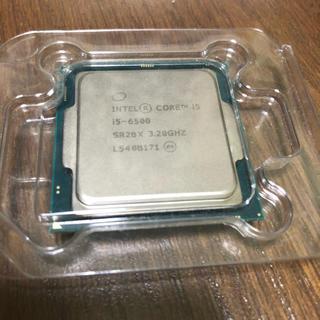crosstao_nei 様専用 Intel Core i5- 6500(PCパーツ)