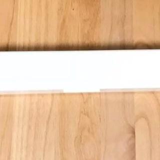 ムジルシリョウヒン(MUJI (無印良品))のラップケース ホワイト 大 無印良品(収納/キッチン雑貨)