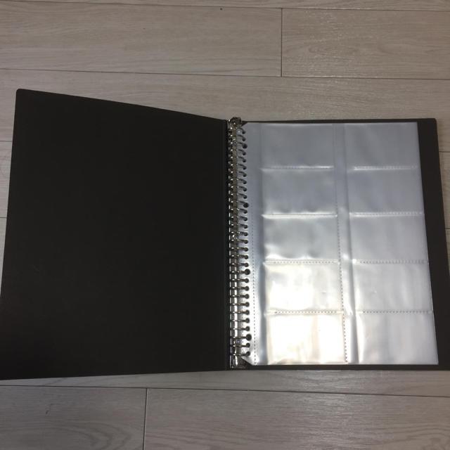 MUJI (無印良品)(ムジルシリョウヒン)の無印良品 バインダー インテリア/住まい/日用品の文房具(ファイル/バインダー)の商品写真
