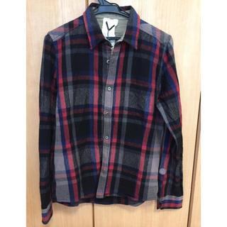 イルツ(ylts)のylts ネルシャツ Sサイズ(シャツ)