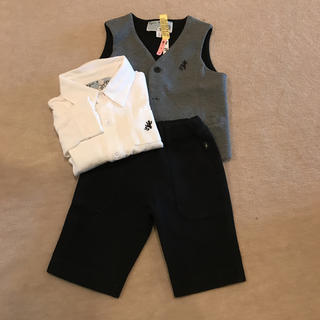 アニエスベー(agnes b.)の3点セット (ドレス/フォーマル)