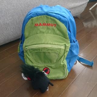 マムート(Mammut)の【アボカド様☆専用】マムート  First Zip 8L ジップバックパック(リュックサック)