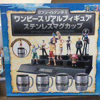 シュウエイシャ(集英社)のワンピース フィギュア ステンレスマグカップ ONEPECE(その他)