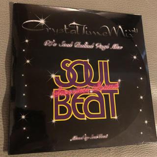 未開封 SOUL BEAT / Crystal Time Mix 1(R&B/ソウル)