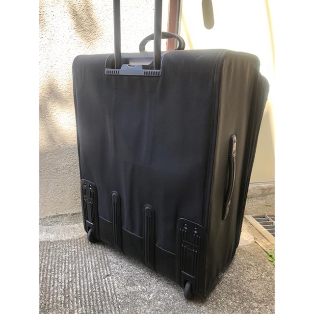 97ac18176b TUMI(トゥミ)のTUMIトゥミ 大型スーツケース 二輪 ガーメント2245D3 黒キャリーケース