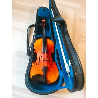 スズキ(スズキ)のバイオリン 3/4 スズキ No.520 Ary Franceの弓とセット(ヴァイオリン)