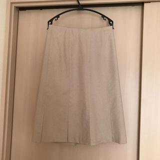 ヨンドシー(4℃)の4℃スカート(ひざ丈スカート)
