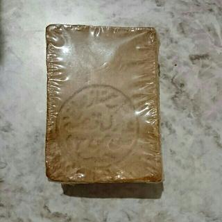 アレッポノセッケン(アレッポの石鹸)のアレッポの石鹸 オリーブオイル石鹸 シリア製(ボディソープ/石鹸)