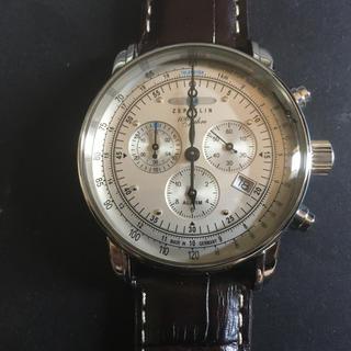 ツェッペリン(ZEPPELIN)のツェッペリン 腕時計 100周年記念モデル(腕時計(アナログ))