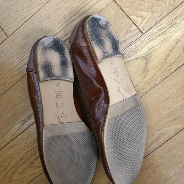 Marni(マルニ)の美品 MARNI フラットシューズ レディースの靴/シューズ(バレエシューズ)の商品写真