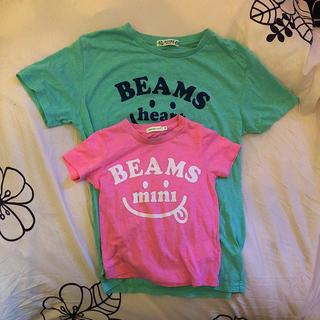 ビームス(BEAMS)のビームスハート F ビームスミニ 90 ペアルック セット割(Tシャツ/カットソー)
