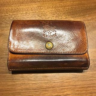 イルビゾンテ(IL BISONTE)のmanhthang 様専用 イルビゾンテ 三つ折り 財布(その他)