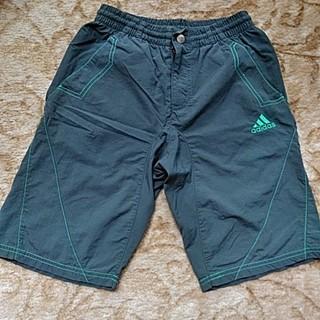 アディダス(adidas)のアディダス  ジュニアハーフパンツ(パンツ/スパッツ)