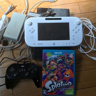 ウィーユー(Wii U)のWiiU(家庭用ゲーム機本体)