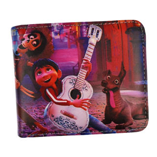 ディズニー(Disney)のリメンバーミー♡二つ折り 財布(財布)