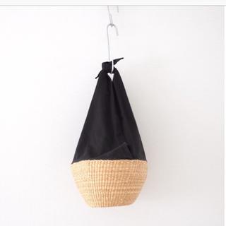 ネストローブ(nest Robe)のmuun ワンハンドル カゴバッグ(かごバッグ/ストローバッグ)