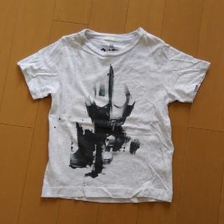 ジーユー(GU)のGU BOYS ウルトラマン プリント半袖Tシャツ110(Tシャツ/カットソー)