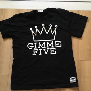 ギミファイブ(GIMME5)のTシャツ ギミーファイブ GIMME FIVE ストリート(Tシャツ/カットソー(半袖/袖なし))