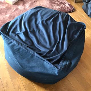 ムジルシリョウヒン(MUJI (無印良品))の無印良品の体にフィットするソファー(ビーズソファ/クッションソファ)