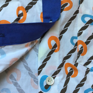 イーリーキシモト(ELEY KISHIMOTO)のEllie Kishimoto シャツ  未使用タグ付き 送料込みにしました。(シャツ/ブラウス(半袖/袖なし))